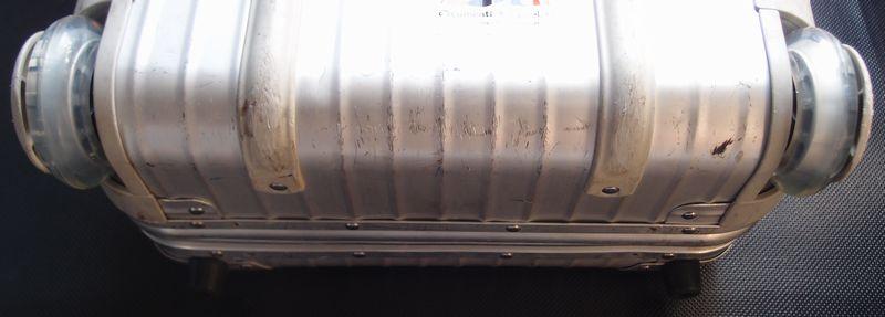 旧型ハウジング用静音ホイール交換80mm