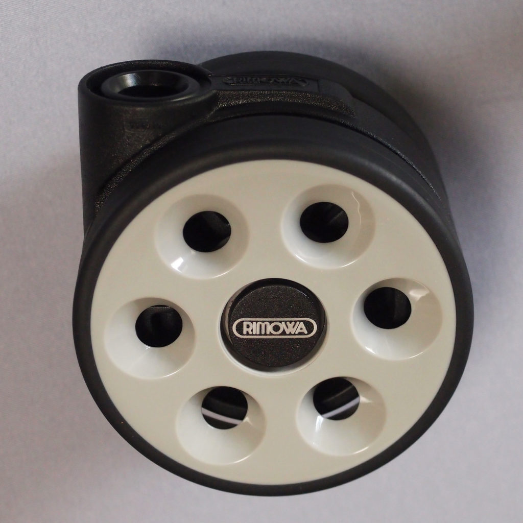 リモワ新世代電子タグモデル用車輪(グレイ)