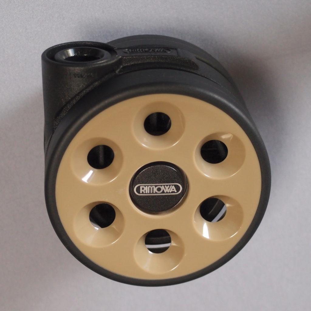 リモワ新世代電子タグモデル用車輪(チタニウム)