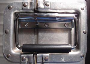 リモワのプルタブハンドル代用品
