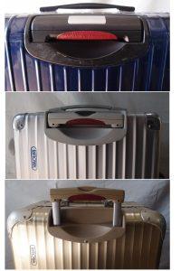 オリジナル/トパーズ、オリジナル/トパーズゴールド、リンボ テレスコープハンドル