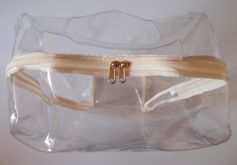 リモワ用スーツケースカバー 白ファスナー
